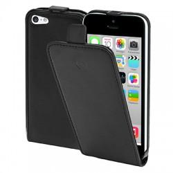 Celly - FACE360 Libro Negro funda para teléfono móvil