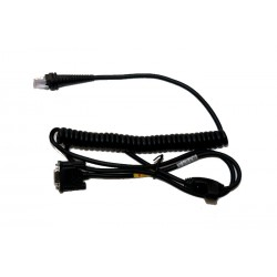 Honeywell - CBL-220-300-C00 cable de serie Negro 3 m RS-232