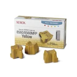 Xerox - Tinta Sólida Amarilla Genuina 8560MFP/8560 (3.400 páginas)