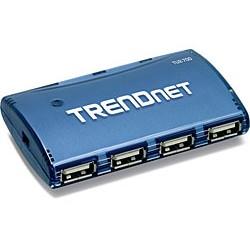 Trendnet - TU2-700 480Mbit/s Azul nodo concentrador