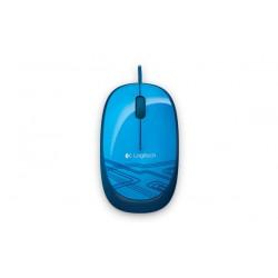Logitech - M105 ratón USB Óptico Ambidextro - 5125777