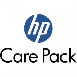 HP - Soporte de hardware , 5 años, respuesta al siguiente día laborable en las instalaciones del cliente, sólo para equipo de es