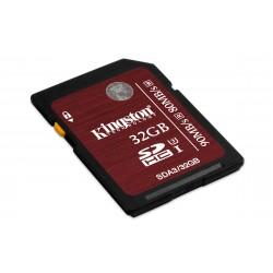 Kingston Technology - SDHC UHS-I U3 32GB 32GB SDHC UHS Clase 3 memoria flash