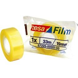 TESA - Film Standart 15mm x 33m cinta adhesiva Transparente