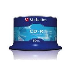 Verbatim - CD-R Extra Protection CD-R 700MB 50pieza(s)