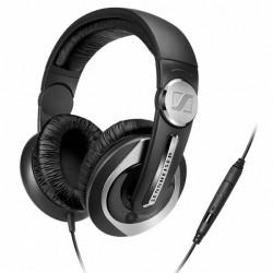 Sennheiser - HD 335s Diadema Binaural Alámbrico Negro, Plata auriculares para móvil