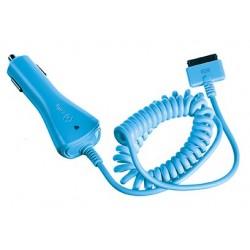 Celly - CCIP4LB Auto Azul cargador de dispositivo móvil