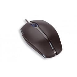 CHERRY - Gentix Illuminated ratón USB Óptico 1000 DPI Ambidextro Negro