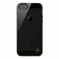 Belkin - Grip Sheer iPhone 5 funda para teléfono móvil Negro