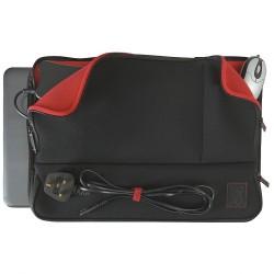 "Tech air - TANZ0331 15.6"" Funda Negro maletines para portátil"