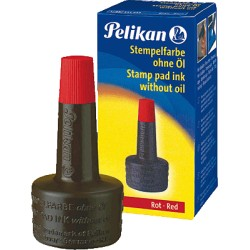 Pelikan - 351221 28ml Rojo tinta de impresión y de dibujo