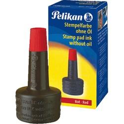 Pelikan - 351221 tinta de impresión y de dibujo 28 ml Rojo