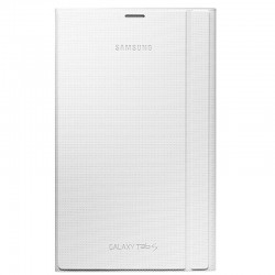 "Samsung - EF-BT700B funda para teléfono móvil 21,3 cm (8.4"") Blanco"