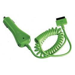Celly - CCIP4G Auto Verde cargador de dispositivo móvil