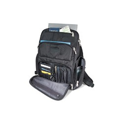 "Kensington - Contour Backpack maletines para portátil 43,2 cm (17"") Funda tipo mochila Gris"