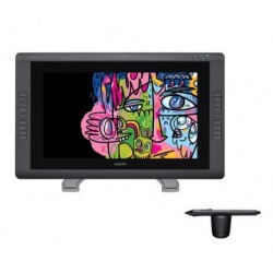 Wacom - Cintiq 22HD 5080líneas por pulgada 475.2 x 267.3mm Negro tableta digitalizadora
