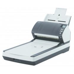 Fujitsu - fi-7260 600 x 600 DPI Flatbed & ADF scanner Negro, Blanco A4