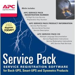 APC - Service Pack 3 Year Extended Warranty - WBEXTWAR3YR-SP-02