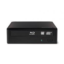 Buffalo - BRXL-16U3-EU unidad de disco óptico Negro Blu-Ray DVD Combo