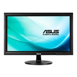 """ASUS - VT207N 19.5"""" 1600 x 900Pixeles Mesa Negro monitor pantalla táctil"""