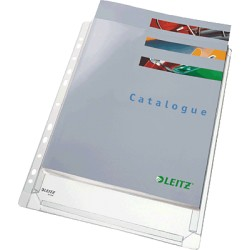 Leitz - 47563003 protector de hojas 210 x 297 mm (A4) PVC