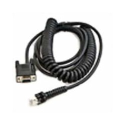 Datalogic - CAB-512 cable paralelo 3,6 m Negro