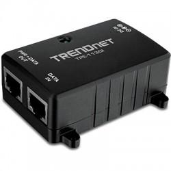 Trendnet - TPE-113GI Gigabit Ethernet 48V adaptador e inyector de PoE