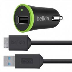 Belkin - F8M864BT03-BLK Auto Negro cargador de dispositivo móvil