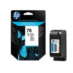 HP - C6578DE cartucho de tinta Cian, Magenta, Amarillo