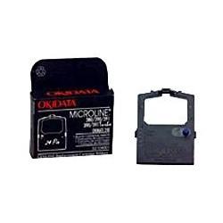 OKI - 09002309 Negro cinta para impresora