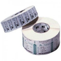 Zebra - Direct Quick Print 3000 Labels Blanco