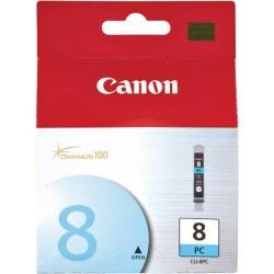 Canon - CLI-8PC Fotos cian cartucho de tinta