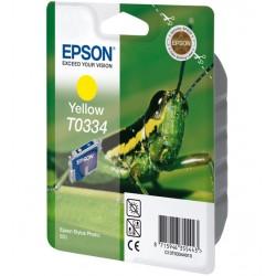 Epson - Cartucho T0334 amarillo