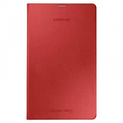 """Samsung - EF-DT700BREGWW 8.4"""" Funda Rojo funda para tablet"""