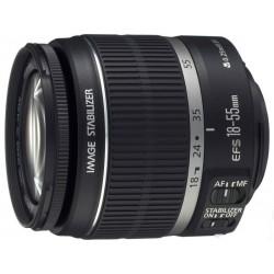 Canon - EF-S 18-55mm f/3.5-5.6 IS II SLR Objetivo de zoom estándar Negro