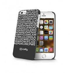 Celly - CLOVE185BK Funda Negro, Color blanco funda para teléfono móvil