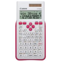 Canon - F-715SG calculadora Bolsillo Calculadora científica Rosa, Blanco
