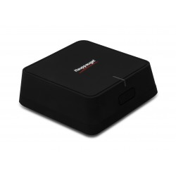 Hauppauge - myMusic Wi-Fi reproductor multimedia y grabador de sonido Negro 1.0 canales Wifi