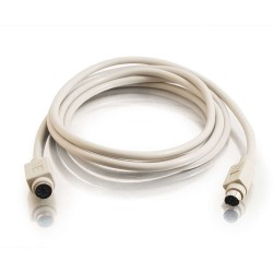 C2G - 2m PS/2 Cable cable ps/2 Gris