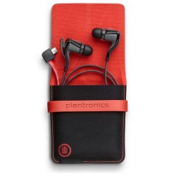 Plantronics - BackBeat GO 2 Dentro de oído Binaurale Inalámbrico Negro auriculares para móvil - 8724315