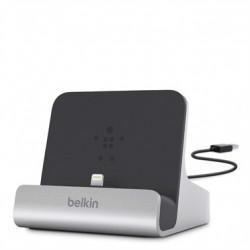 Belkin - Express Dock Tableta Negro, Plata estación dock para móvil
