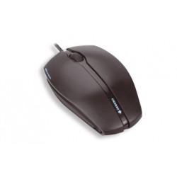 CHERRY - Gentix ratón USB Óptico 1000 DPI Ambidextro Negro