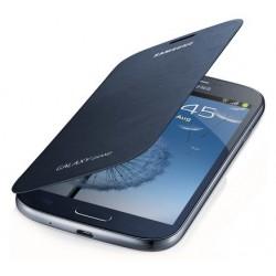 Samsung - EF-FI908BLEGWW Folio Azul funda para teléfono móvil