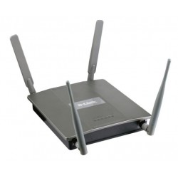 D-Link - Wireless N Quadband Unified Access Point 300Mbit/s Energía sobre Ethernet (PoE) punto de acceso WLAN