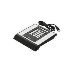 Axis - T8312 USB Negro, Blanco