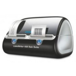 DYMO - LabelWriter 450 Twin Turbo Térmica directa 600 x 300DPI impresora de etiquetas