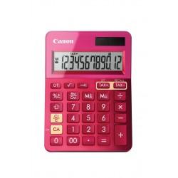 Canon - LS-123k Escritorio Calculadora básica Rosa calculadora