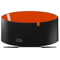 TenGO - Oval Wifi Negro caja de Smart TV