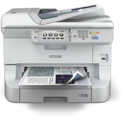 Epson - WorkForce Pro WF-8510DWF 4800 x 1200DPI Inyección de tinta A3+ 34ppm Wifi