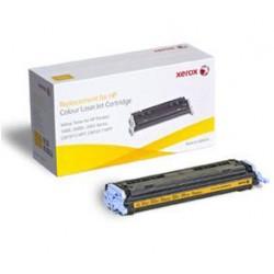 Xerox - Cartucho de tóner amarillo. Equivalente a HP Q6002A